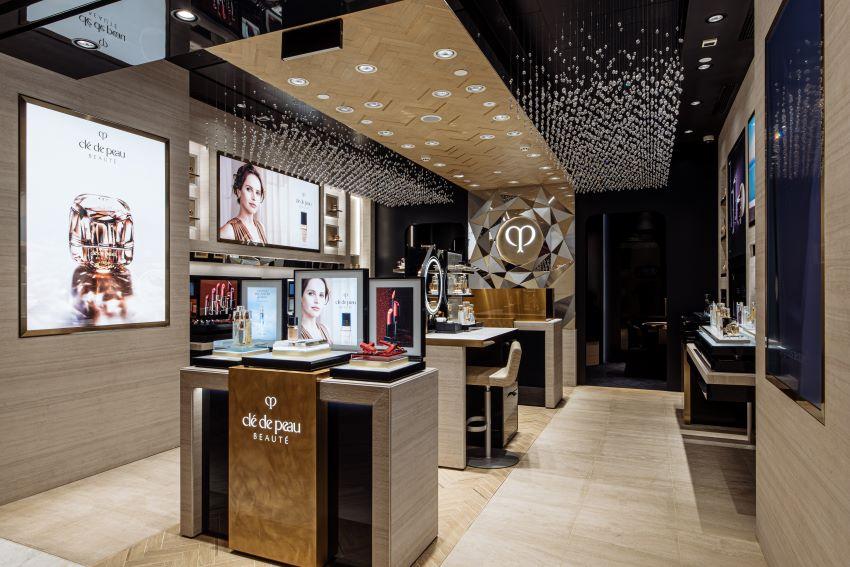 boutique Clé de Peau Beauté
