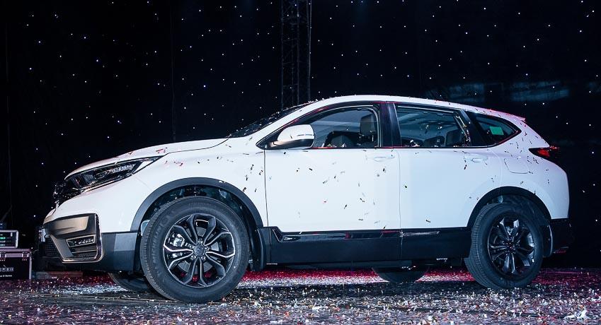 Honda Việt Nam xuất xưởng Honda CR-V 2020 sau gần 3 năm nhập khẩu - 20