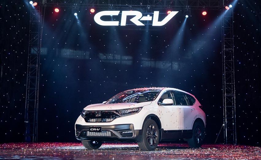 Honda Việt Nam xuất xưởng Honda CR-V 2020 sau gần 3 năm nhập khẩu - 22