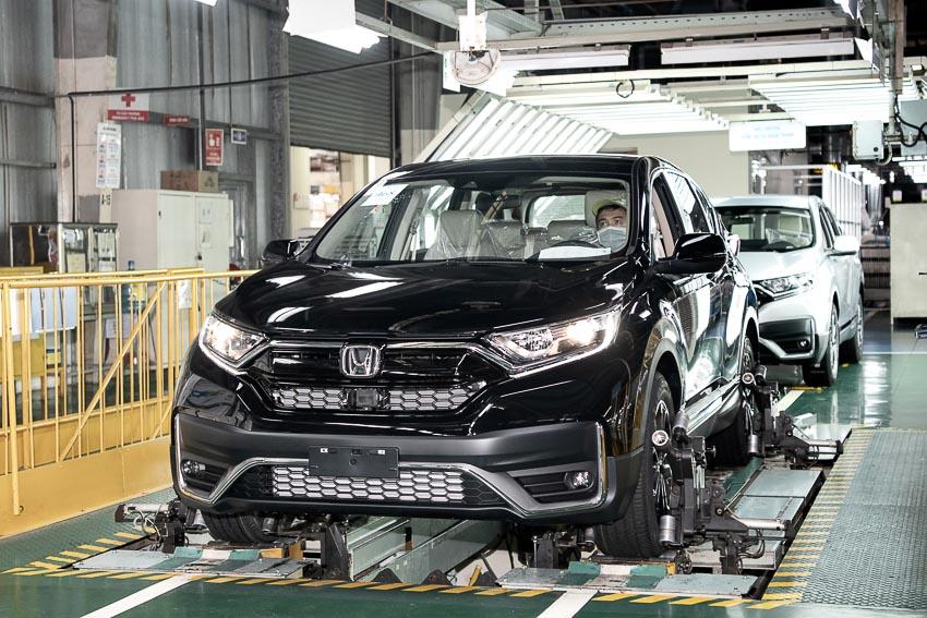 Honda Việt Nam xuất xưởng Honda CR-V 2020 sau gần 3 năm nhập khẩu - 3