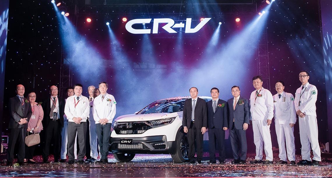 Honda Việt Nam xuất xưởng Honda CR-V 2020 sau gần 3 năm nhập khẩu - 35