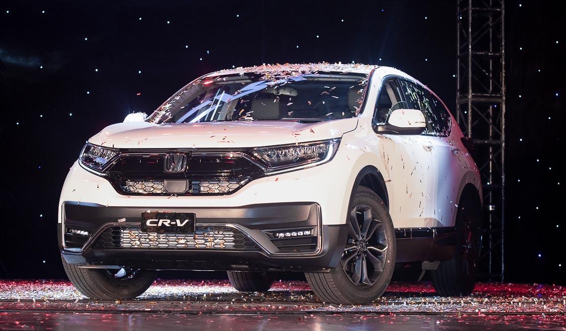 Honda Việt Nam xuất xưởng Honda CR-V 2020 sau gần 3 năm nhập khẩu - 36