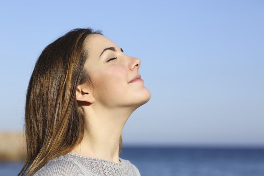 Cách giảm đau đầu không cần uống thuốc -3