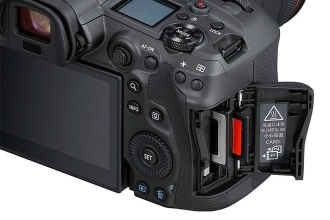 Canon EOS R5, R6 - Sự trở lại của dòng máy ảnh mirrorless cao cấp nhất- 3