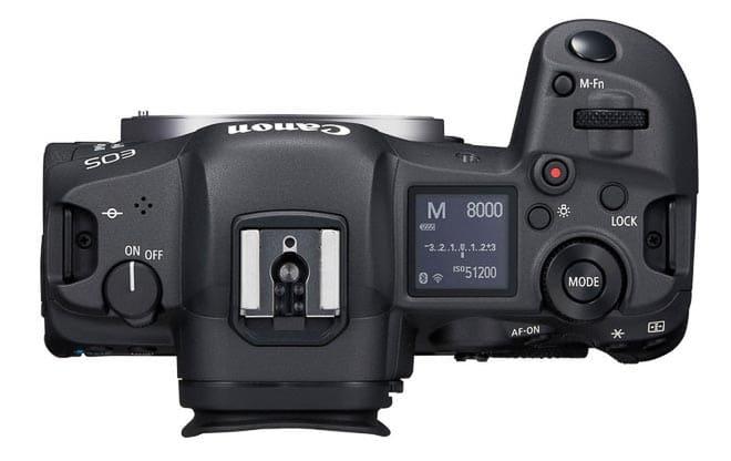Canon EOS R5, R6 - Sự trở lại của dòng máy ảnh mirrorless cao cấp nhất - 5