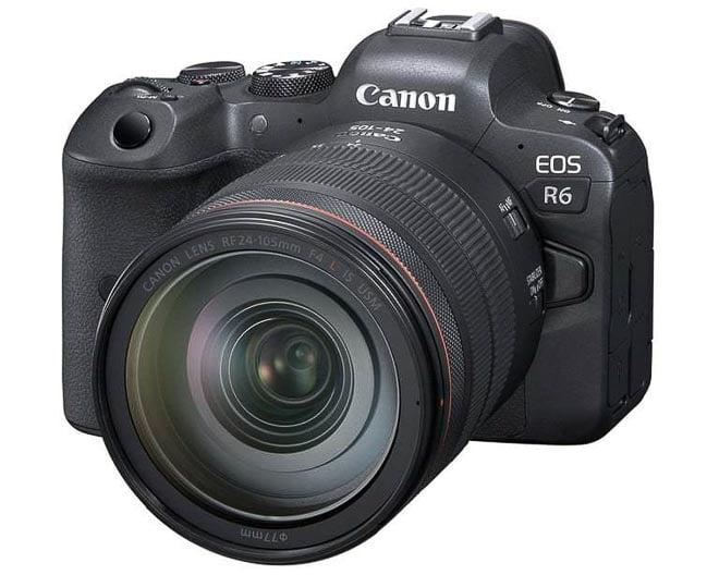 Canon EOS R5, R6 - Sự trở lại của dòng máy ảnh mirrorless cao cấp nhất - 7