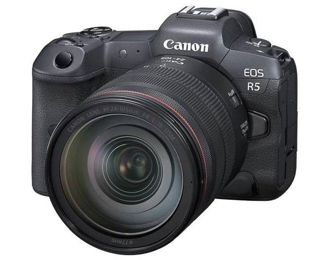 Canon EOS R5, R6 - Sự trở lại của dòng máy ảnh mirrorless cao cấp nhất - 8