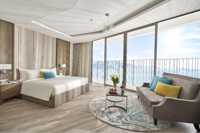 Eastin Grand Hotel Nha Trang chính thức mở cửa đón khách từ ngày 18-7 -2