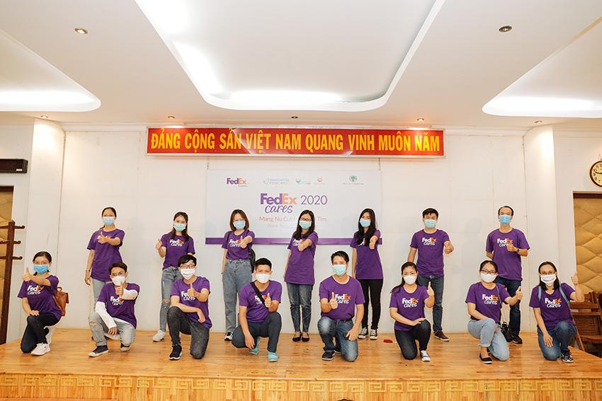 Tình nguyện viên của FedEx mang đến hy vọng cho trẻ em bị khuyết tật tim bẩm sinh tại Việt Nam - 2