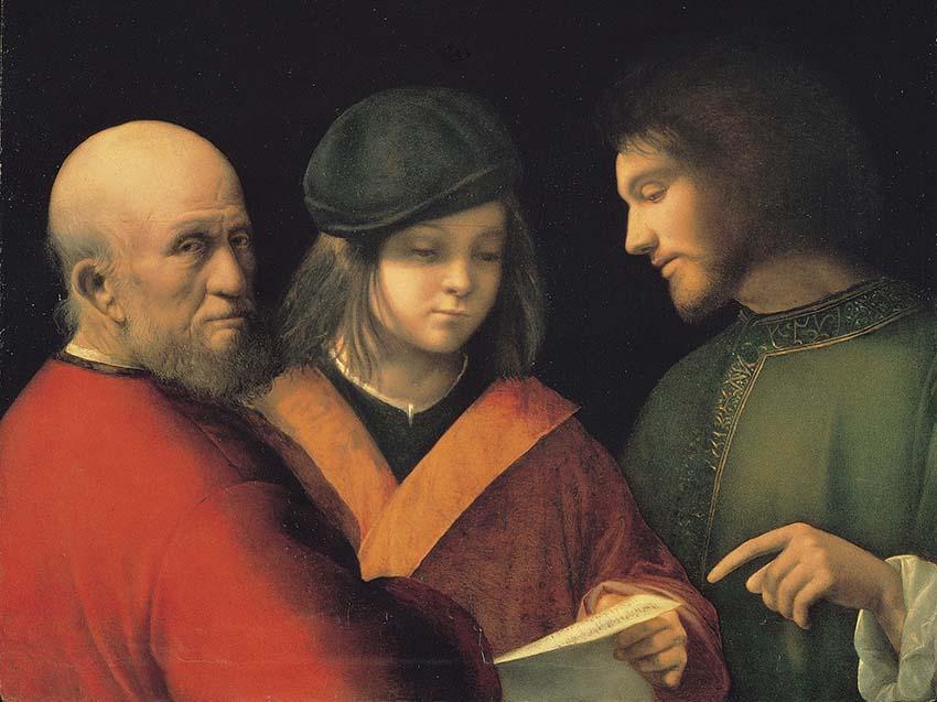 Florence, cái nôi mỹ thuật thời phục hưng -2