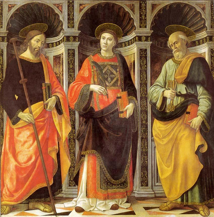 Florence, cái nôi mỹ thuật thời phục hưng -3