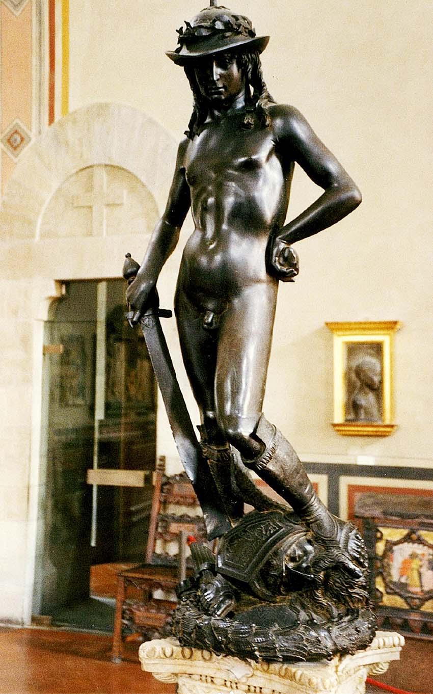 Florence, cái nôi mỹ thuật thời phục hưng -6