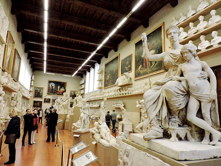 Florence, cái nôi mỹ thuật thời phục hưng -11