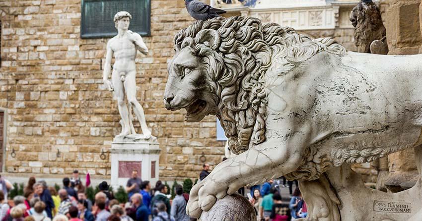 Florence, cái nôi mỹ thuật thời phục hưng -9