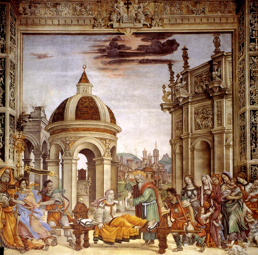 Florence, cái nôi mỹ thuật thời phục hưng -19