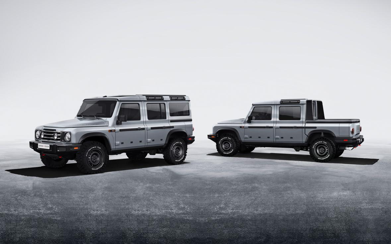 INEOS Automotive hé lộ thiết kế mẫu xe Grenadier 4x4 sắp ra mắt - 4