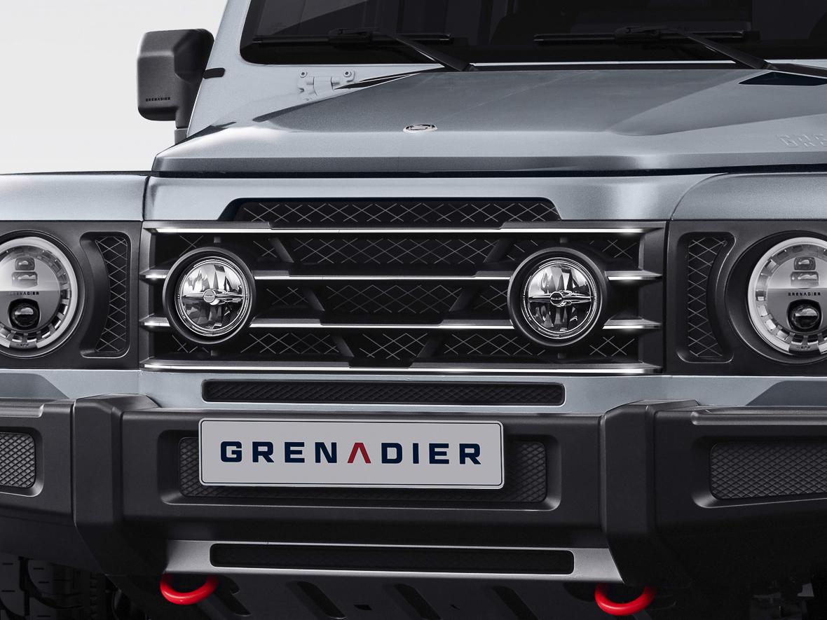 INEOS Automotive hé lộ thiết kế mẫu xe Grenadier 4x4 sắp ra mắt - 6