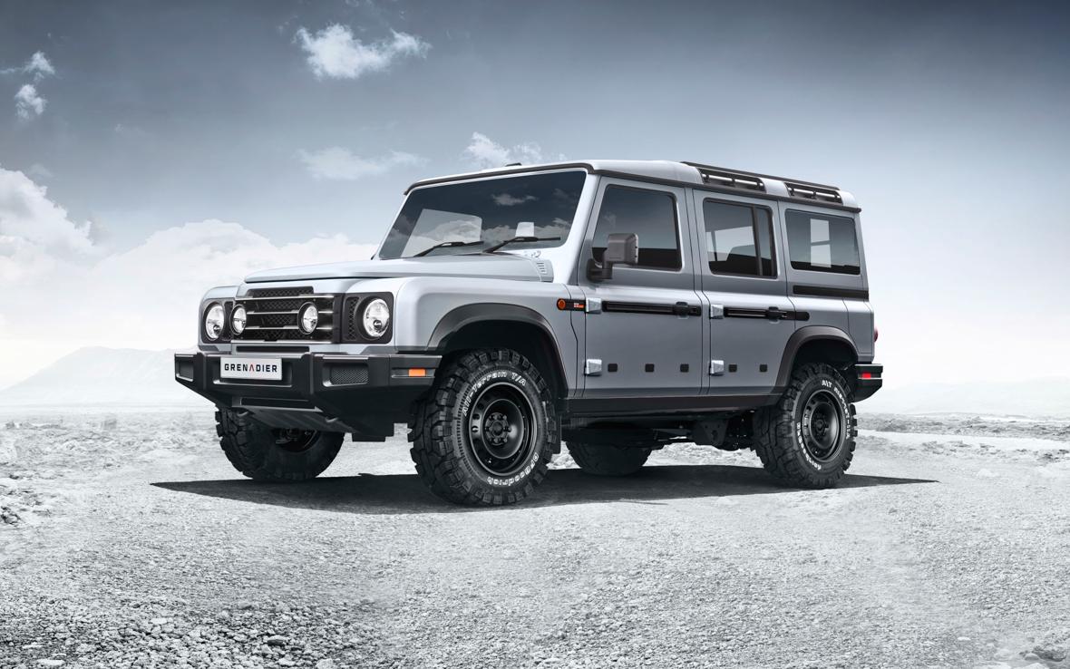 INEOS Automotive hé lộ thiết kế mẫu xe Grenadier 4x4 sắp ra mắt - 8