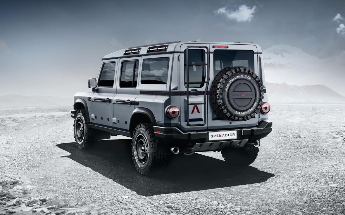 INEOS Automotive hé lộ thiết kế mẫu xe Grenadier 4x4 sắp ra mắt - 9
