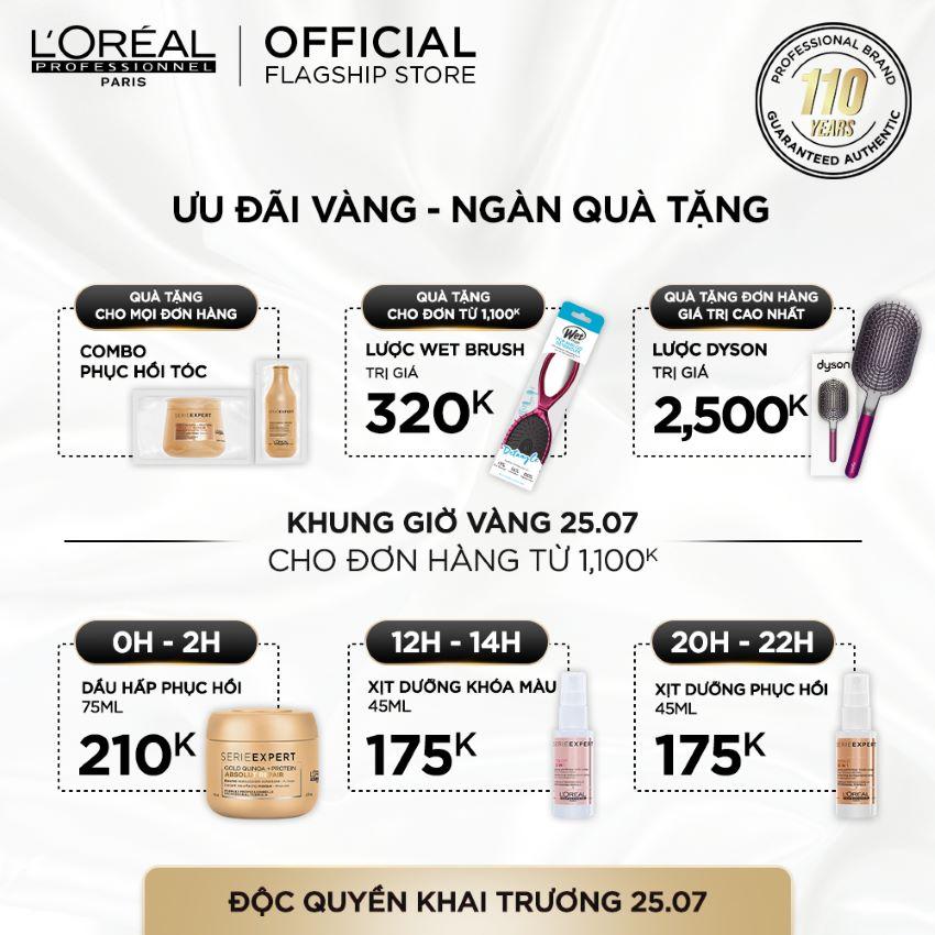L'Oréal Professionnel trên LazMall