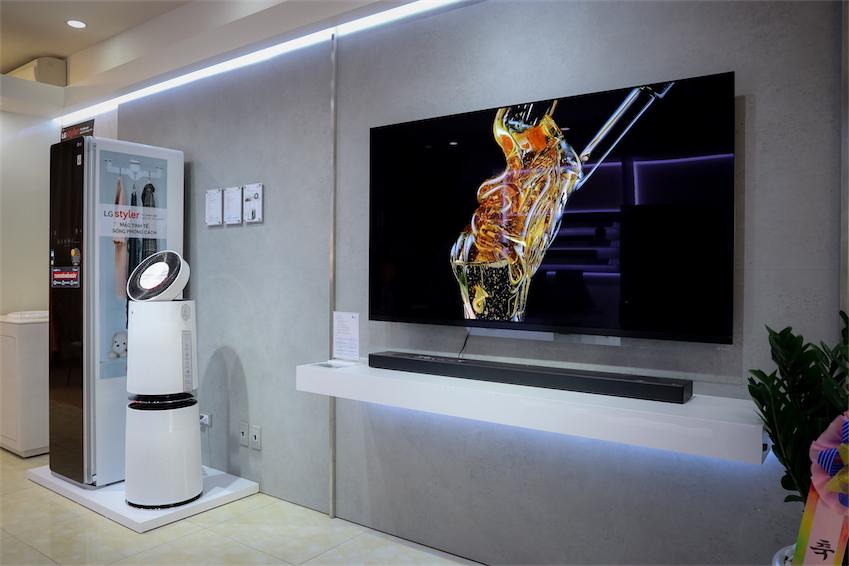LG khai trương LG Premium Showroom – nơi trải nghiệm các thiết bị điện tử cao cấp nhất - 3