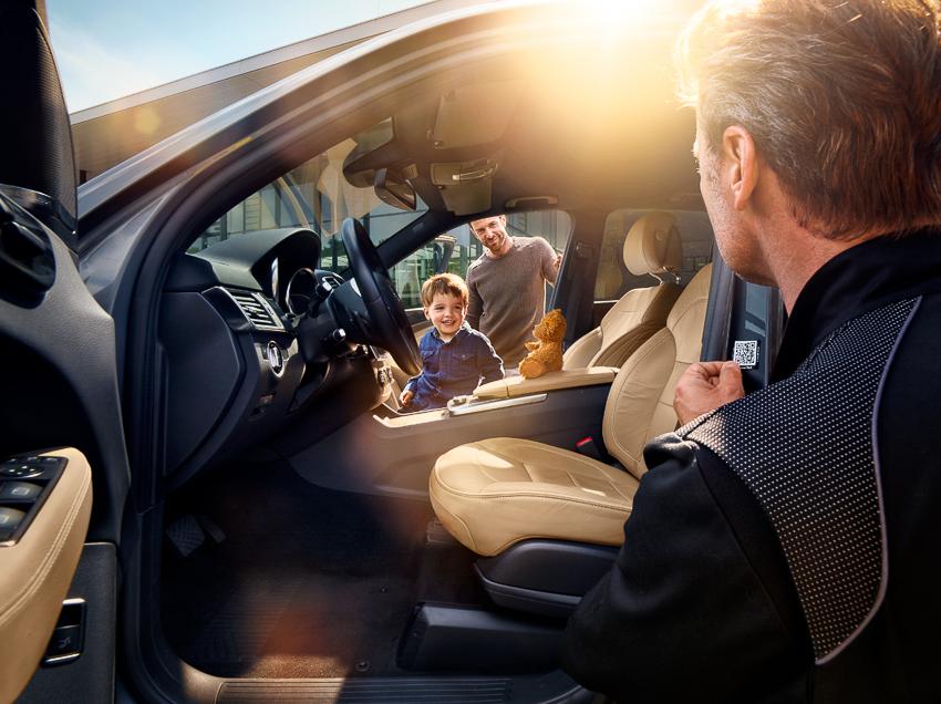 Mercedes-Benz ra mắt Dịch vụ hỗ trợ 24h - 7