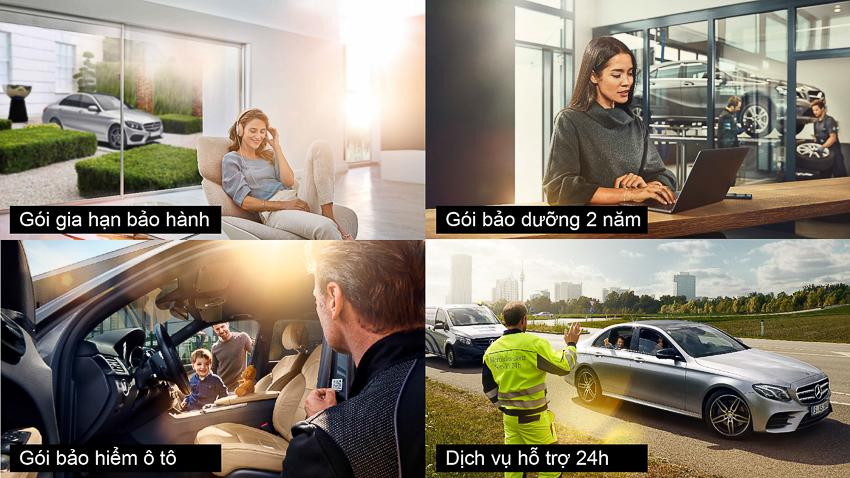 Thêm nhiều đặc quyền cho chủ sở hữu xe Mercedes-Benz với dịch vụ Hỗ trợ 24h - 1