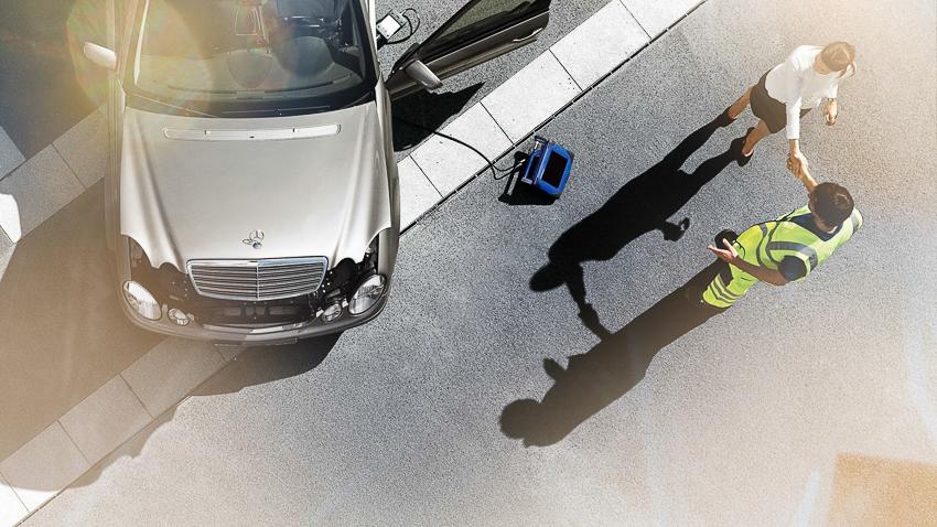 Thêm nhiều đặc quyền cho chủ sở hữu xe Mercedes-Benz với dịch vụ Hỗ trợ 24h - 2