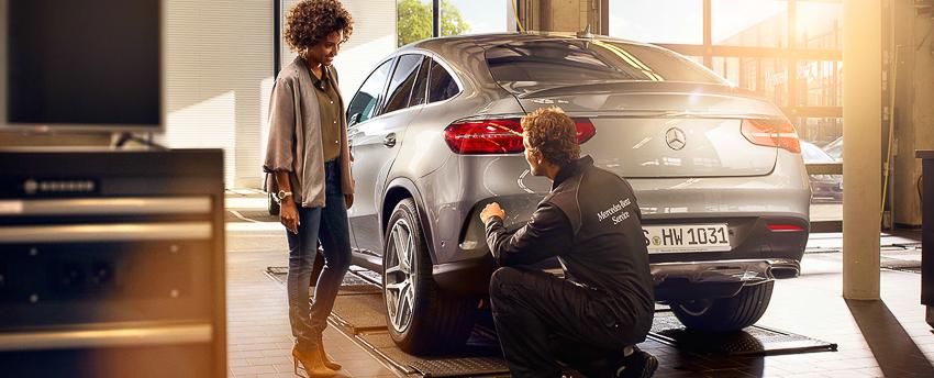 Thêm nhiều đặc quyền cho chủ sở hữu xe Mercedes-Benz với dịch vụ Hỗ trợ 24h - 3