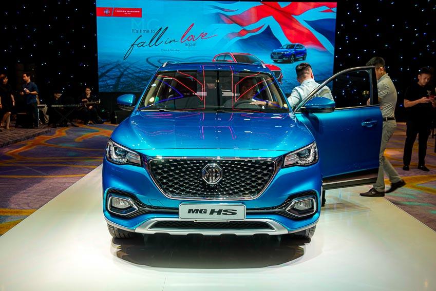 MG Việt Nam giới thiệu 2 mẫu SUV hoàn toàn mới tại sự kiện trải nghiệm ở Hà Nội và TP HCM - 2