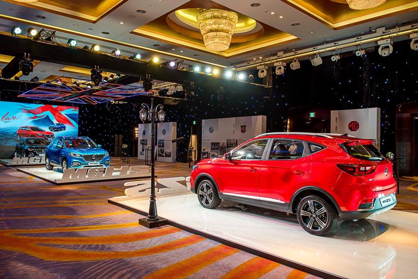 MG Việt Nam giới thiệu 2 mẫu SUV hoàn toàn mới tại sự kiện trải nghiệm ở Hà Nội và TP HCM - 11