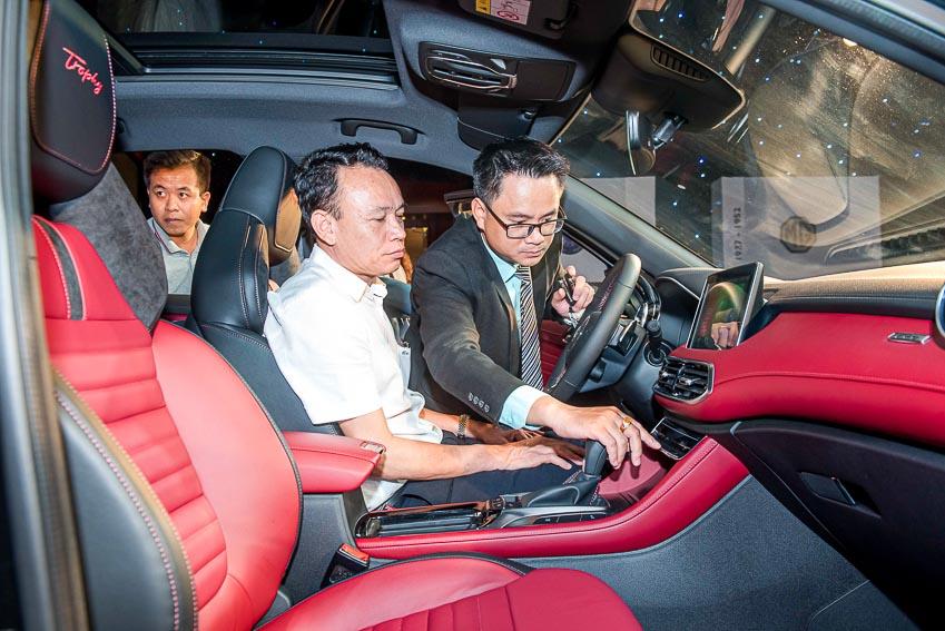 MG Việt Nam giới thiệu 2 mẫu SUV hoàn toàn mới tại sự kiện trải nghiệm ở Hà Nội và TP HCM - 13