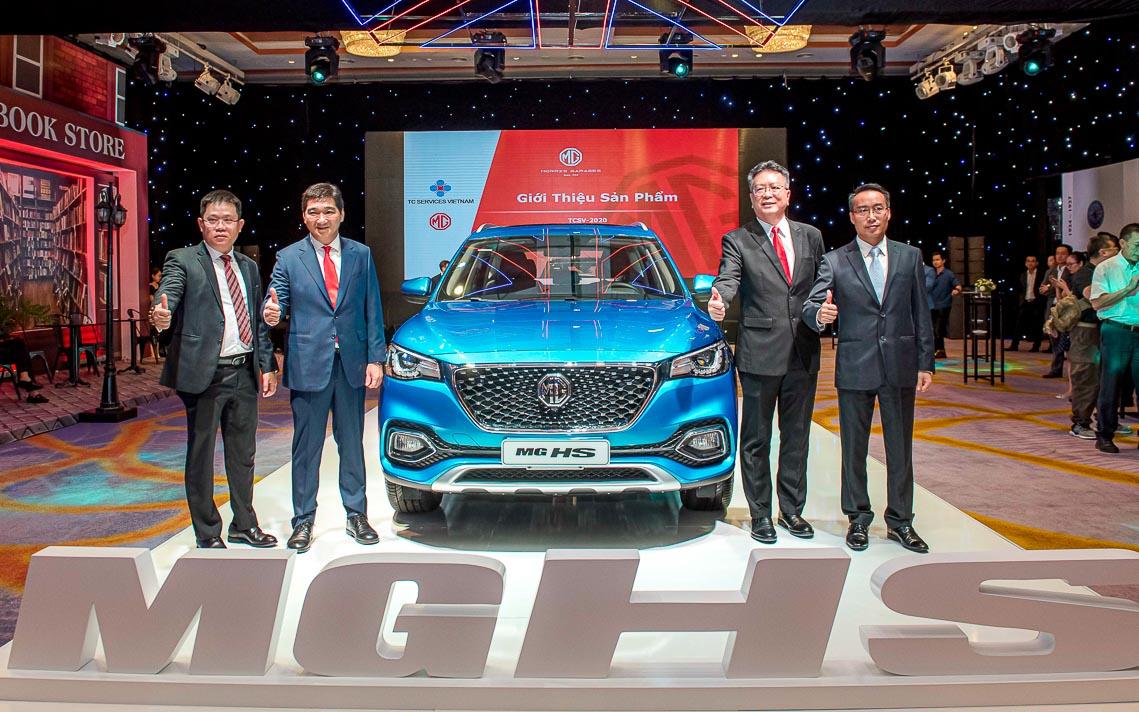 MG Việt Nam giới thiệu 2 mẫu SUV hoàn toàn mới tại sự kiện trải nghiệm ở Hà Nội và TP HCM - 1