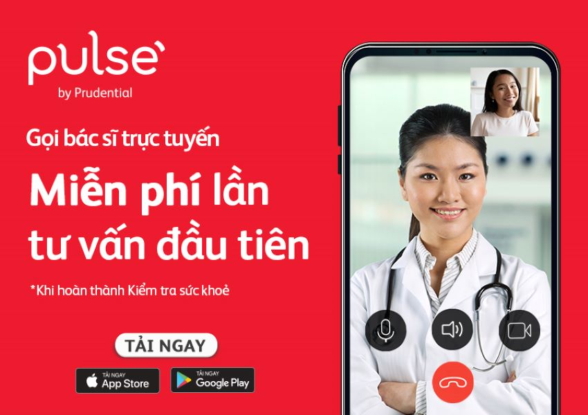 ứng dụng Pulse by Prudential