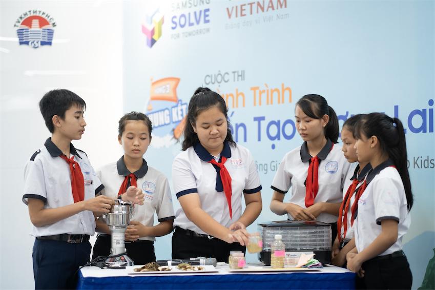 Samsung tổ chức cuộc thi Cùng Bạn Kiến Tạo Tương Lai – Solve for Tomorrow 2020 - 1