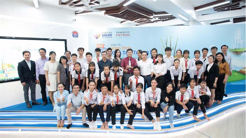 Samsung tổ chức cuộc thi Cùng Bạn Kiến Tạo Tương Lai – Solve for Tomorrow 2020 - 2