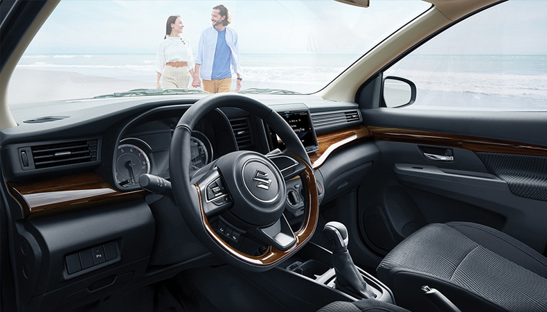 Suzuki Ertiga hỗ trợ 50% thuế trước bạ và hơn nữa trong tháng 7 - 2