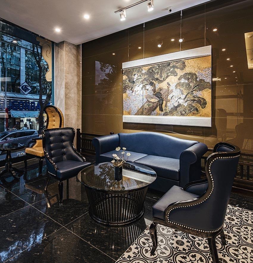 The Odys Boutique Hotel - Tri ân quá khứ vàng son của một Sài Gòn xưa -1