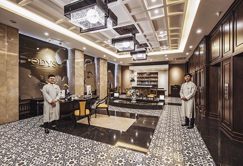 The Odys Boutique Hotel - Tri ân quá khứ vàng son của một Sài Gòn xưa -2