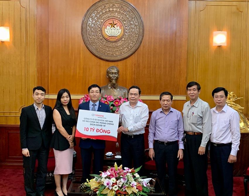 Toyota Việt Nam công bố thành tựu và các hoạt động nổi bật nửa đầu năm 2020 - 6