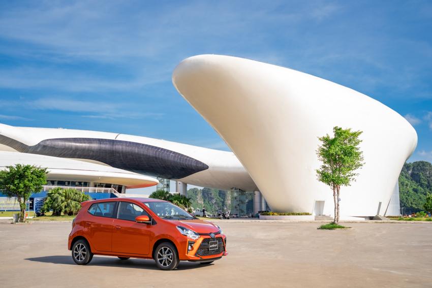 Toyota Wigo mới 2020 - Khởi động bằng nút bấm, DVD kết nối smart link, Camera lùi - 19