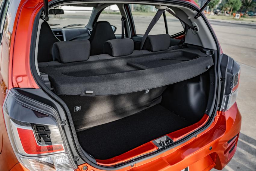 Toyota Wigo mới 2020 - Khởi động bằng nút bấm, DVD kết nối smart link, Camera lùi - 21
