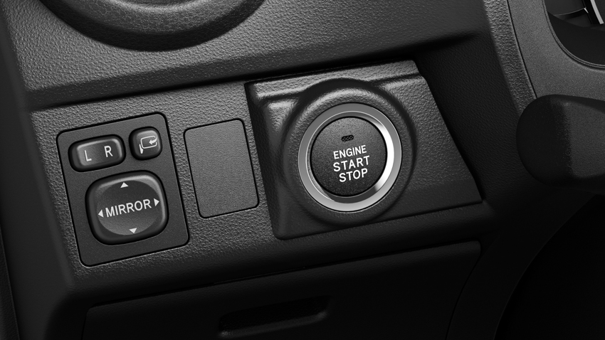 Toyota Wigo mới 2020 - Khởi động bằng nút bấm, DVD kết nối smart link, Camera lùi - 3