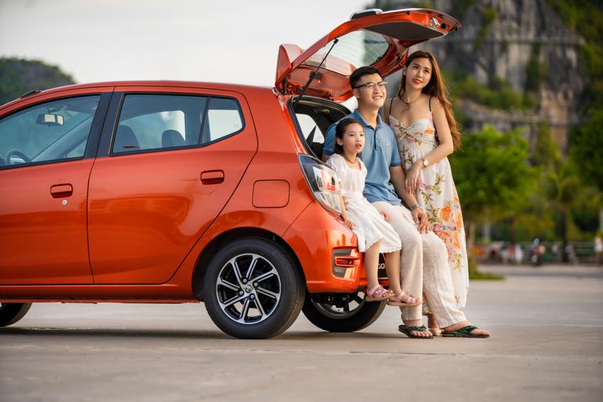 Toyota Wigo mới 2020 - Khởi động bằng nút bấm, DVD kết nối smart link, Camera lùi - 26
