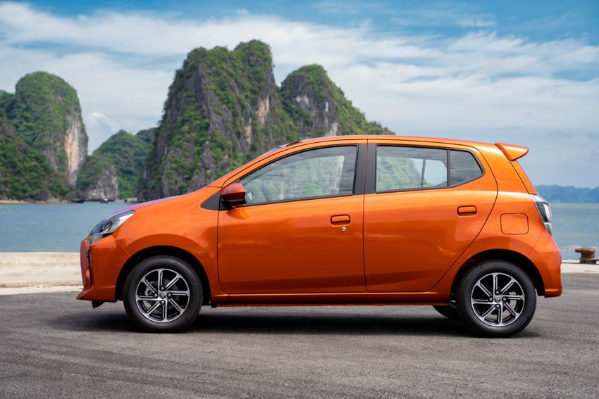 Toyota Wigo mới 2020 - Khởi động bằng nút bấm, DVD kết nối smart link, Camera lùi - 9