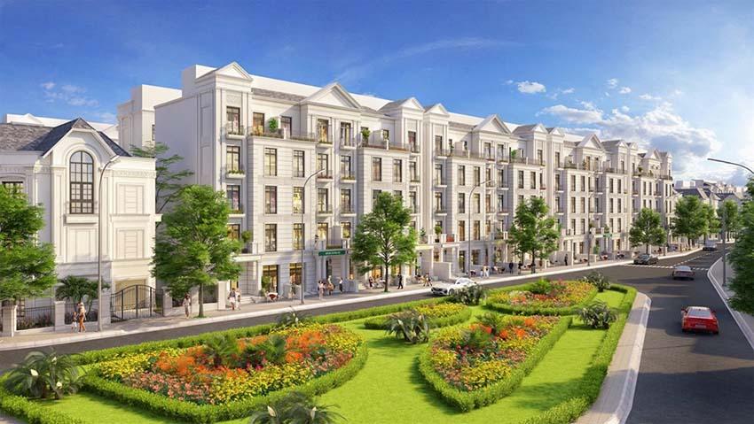 Vinhomes Grand Park mở rộng quần thể thấp tầng The Manhattan -2