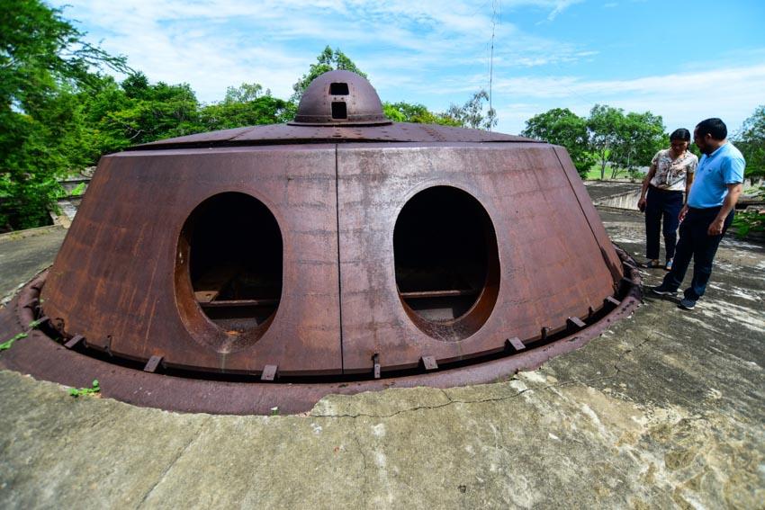 Bên trong pháo đài lớn nhất Đông Dương -1