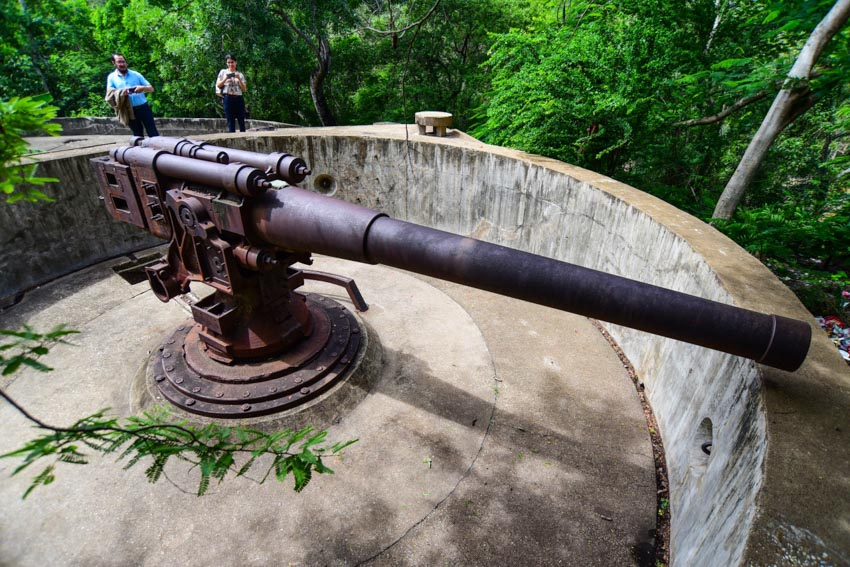 Bên trong pháo đài lớn nhất Đông Dương -2