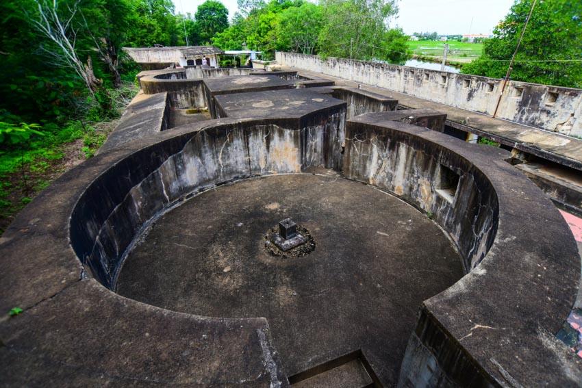 Bên trong pháo đài lớn nhất Đông Dương -3