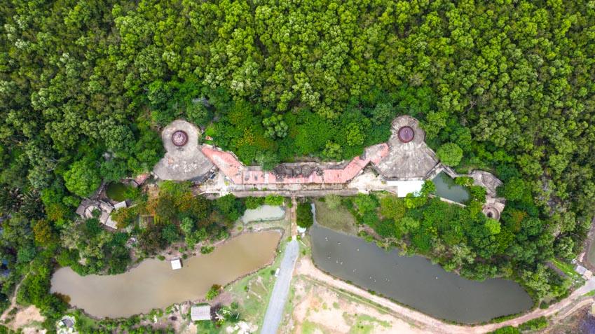 Bên trong pháo đài lớn nhất Đông Dương -5